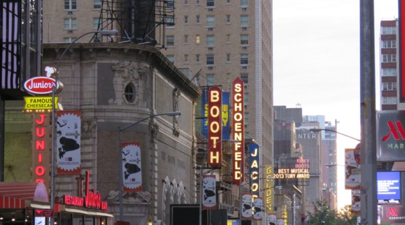 NYC Broadway Shows