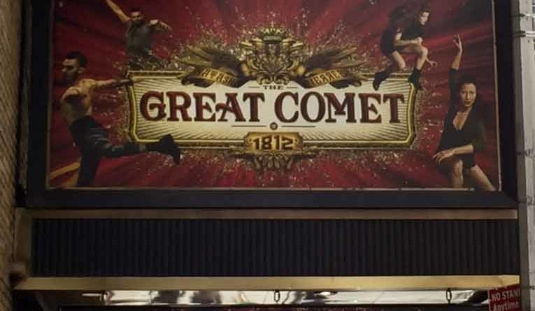 Natasha Pierre and the Great Comet of 1812 Review